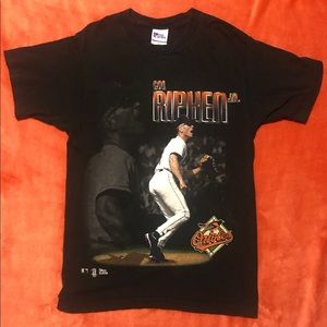 Pro Player Cal Ripken Jr Single Stitch Tee